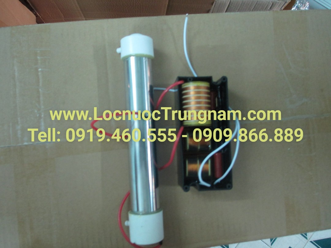 Bộ phóng Ozone 3G/H chuyên dụng sản lượng cao